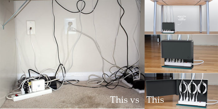 Design Tip Hiding Your Cords And Wires Artistry