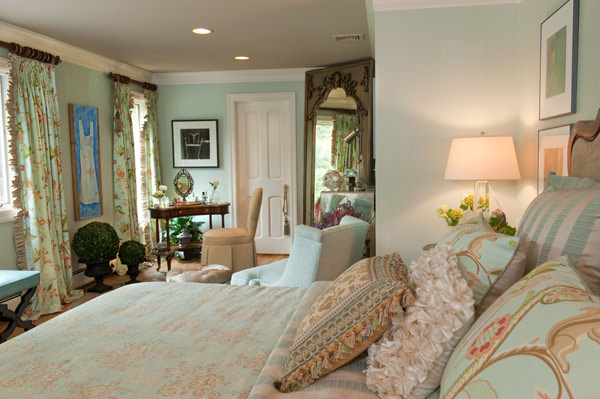 traditional home magazine artistry interiors llc
