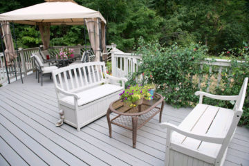 deck outside