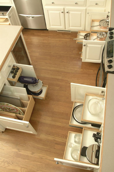Get A Bigger Kitchen Without Adding To Your Footprint