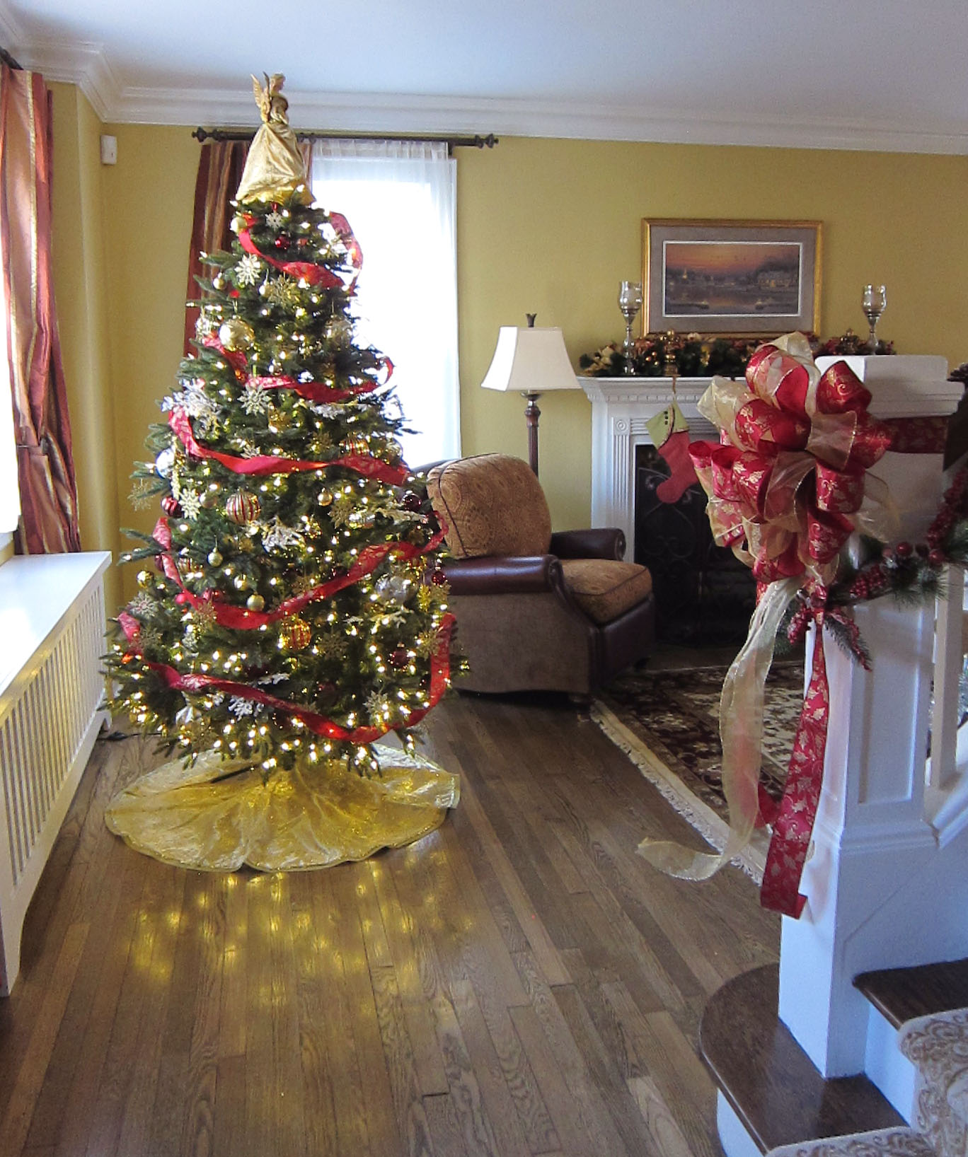 5 Tips For Decorating Your Christmas Tree