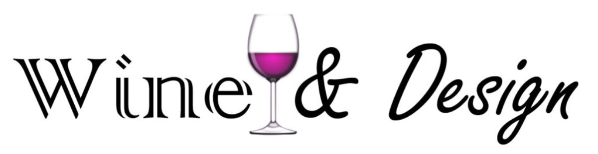 wine & design logo