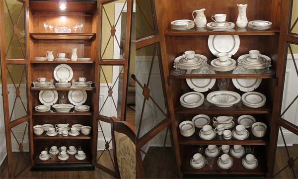 Incroyable China Cabinet